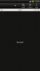 HTC S720e One X - Email - Manual configuration POP3 with SMTP verification - Step 4