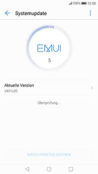 Huawei P10 Plus - Software - Installieren von Software-Updates - Schritt 5
