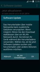 Samsung G850F Galaxy Alpha - Software - Installieren von Software-Updates - Schritt 8