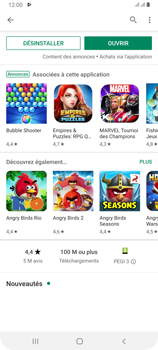 Samsung Galaxy A80 - Applications - Télécharger une application - Étape 19