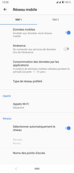 Sony Xperia 5 - Internet et roaming de données - Configuration manuelle - Étape 9