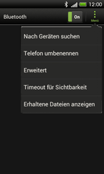 HTC One SV - Bluetooth - Geräte koppeln - 9 / 13