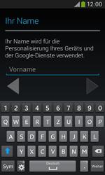 Samsung Galaxy Grand Neo - Apps - Konto anlegen und einrichten - 5 / 26