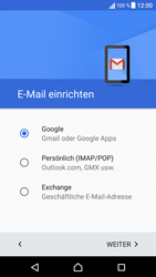 Sony Xperia X Compact - E-Mail - 032a. Email wizard - Gmail - Schritt 9