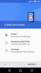 Sony F3111 Xperia XA - E-Mail - Konto einrichten (gmail) - Schritt 9