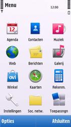 Nokia C5-03 - e-mail - hoe te versturen - stap 3
