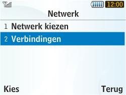 Samsung S3350 Chat 335 - Internet - Handmatig instellen - Stap 5