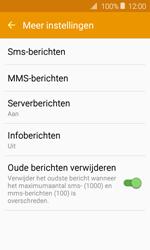 Samsung Samsung Galaxy J1 (2016) - sms - handmatig instellen - stap 7