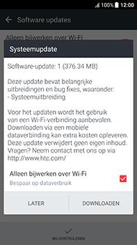 HTC U11 - Software updaten - Update installeren - Stap 7