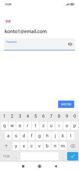 Xiaomi RedMi Note 7 - E-Mail - Manuelle Konfiguration - Schritt 12
