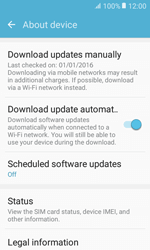 Samsung G389 Galaxy Xcover 3 VE - Device - Software update - Step 6