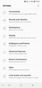 How To Set Up A Wifi Hotspot Samsung Galaxy A8 2018 4g Virgin Media Ireland