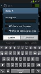 Samsung Galaxy S 4 Active - WiFi - Configuration du WiFi - Étape 7