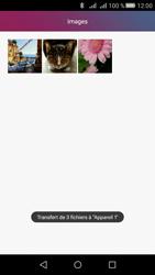 Huawei Y5 II Dual Sim - Photos, vidéos, musique - Envoyer une photo via Bluetooth - Étape 12