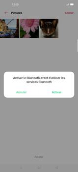 Oppo Find X2 Pro - Photos, vidéos, musique - Envoyer une photo via Bluetooth - Étape 12