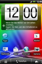 HTC A510e Wildfire S - Bedienungsanleitung - Herunterladen - Schritt 1