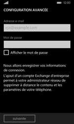Microsoft Lumia 435 - E-mail - Configuration manuelle - Étape 9