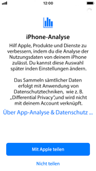 Apple iPhone SE - iOS 11 - Persönliche Einstellungen von einem alten iPhone übertragen - 23 / 29