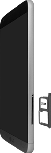 LG H850 G5 - SIM-Karte - Einlegen - Schritt 5