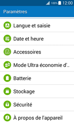 Samsung J100H Galaxy J1 - Appareil - Mises à jour - Étape 5