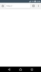 Sony Xperia X Compact (F5321) - Internet - Hoe te internetten - Stap 6
