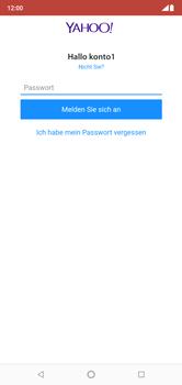 Nokia 6.1 Plus - E-Mail - Konto einrichten (yahoo) - 9 / 16