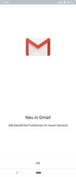 Sony Xperia 5 - E-Mail - Manuelle Konfiguration - Schritt 5