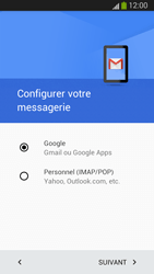 Samsung I9300 Galaxy S III - E-mail - Configuration manuelle (gmail) - Étape 8