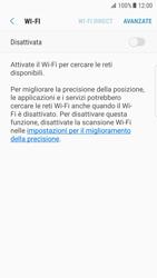 Samsung Galaxy S7 Edge - Android N - WiFi - Configurazione WiFi - Fase 6