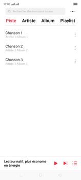 Oppo A9 2020 - Photos, vidéos, musique - Ecouter de la musique - Étape 5