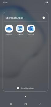 Samsung Galaxy Note 10 Plus 5G - E-Mail - 032c. Email wizard - Outlook - Schritt 4