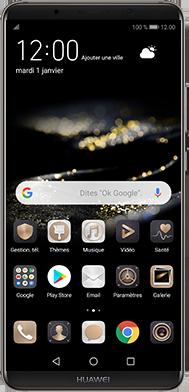 Huawei Mate 10 Pro - Android Pie - Téléphone mobile - Comment effectuer une réinitialisation logicielle - Étape 2