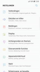 Samsung Galaxy S7 Edge - Android N - Bluetooth - Aanzetten - Stap 3
