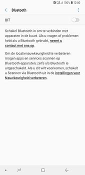 Samsung Galaxy A6 Plus - bluetooth - aanzetten - stap 6