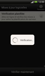 HTC Desire X - Logiciels - Installation de mises à jour - Étape 11