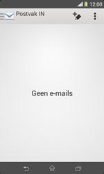 Sony D2005 Xperia E1 - E-mail - e-mail instellen: IMAP (aanbevolen) - Stap 18