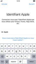Apple iPhone 7 - iOS 12 - Données - Créer une sauvegarde avec votre compte - Étape 5