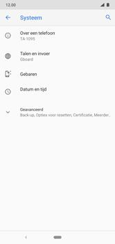 Nokia 7.1 - Android Pie - toestel resetten - back-up maken met jouw account - stap 7