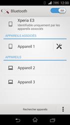 Sony Xperia E3 - Bluetooth - connexion Bluetooth - Étape 10