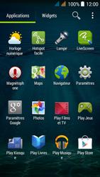Acer Liquid Z520 - Internet - navigation sur Internet - Étape 2