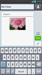 LG P875 Optimus F5 - MMS - Sending pictures - Step 14