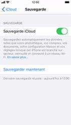 Apple iPhone SE - iOS 13 - Données - créer une sauvegarde avec votre compte - Étape 15