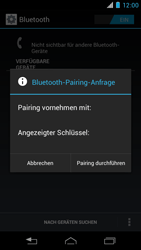 Motorola XT890 RAZR i - Bluetooth - Geräte koppeln - Schritt 9