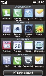 LG GC900 Viewty Smart - Internet - Configuration manuelle - Étape 3