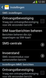 Samsung S7580 Galaxy Trend Plus - sms - handmatig instellen - stap 6