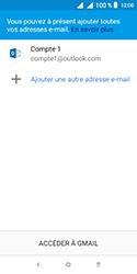 Alcatel 1 - E-mails - Ajouter ou modifier votre compte Outlook - Étape 12