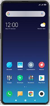 Xiaomi Mi Mix 3 5G - MMS - Configurazione manuale - Fase 16
