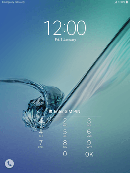 Samsung T815 Galaxy Tab S2 9.7 - MMS - Manual configuration - Step 20