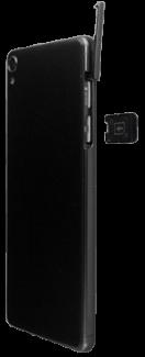 Sony F3111 Xperia XA - SIM-Karte - Einlegen - Schritt 3