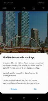 Samsung Galaxy Note 10+ - Photos, vidéos, musique - Prendre une photo - Étape 4